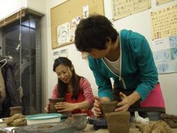東京の陶芸教室千秋工房 イメージ1