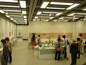 東京の陶芸教室千秋工房 第4回作品展