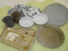 東京の陶芸教室千秋工房 食器