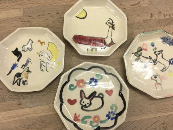 東京の陶芸教室千秋工房 体験レッスン